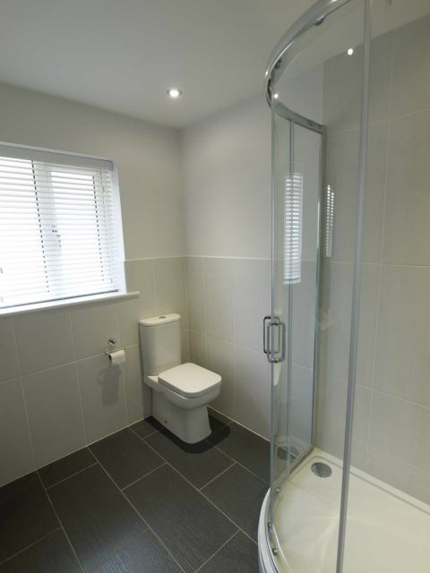 New Build House And Home Construction In Norfolk - Building a new bathroom