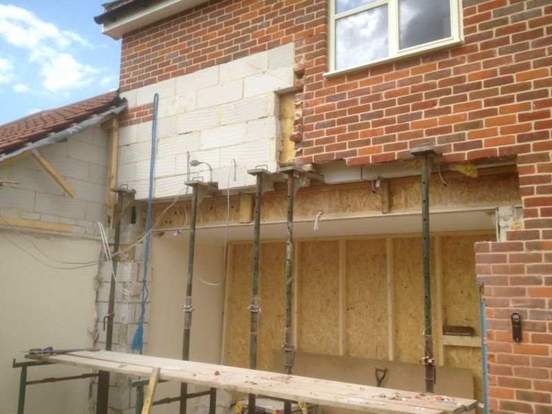 Acrow Prop For Home : House and home extensions in norwich norfolk